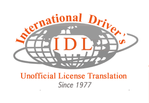 International Drivers Permits Since 1977